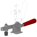 Toggle-clamp manual horizontal 3D closed outline.png