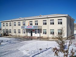 Toktogul Secondary School.JPG