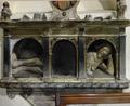 Tomb - beddrod Evan Llwyd (Bodidris), Sir Ddinbych - Denbighshire 1639 04.png