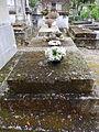 Tombe de Paul de Musset et Aimée Irene d'Alton (division 51).JPG