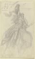 Tomyris mit dem Haupte des Kyros (?) zu Pferde (SM sg1516z).png