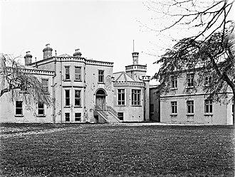 Sandymount - Sandymount Castle, c.1910