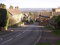 Top of the hill, Bourton on the Hill - geograph.org.uk - 633553.jpg