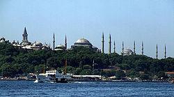 Topkapı Palace - Hagia Sophia - Blue Mosque