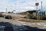 Torbay Terrace entrance to platform 1, Rhoose - geograph.org.uk - 3426652.jpg