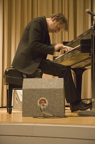 Tord Gustavsen - Gustavsen in 2007