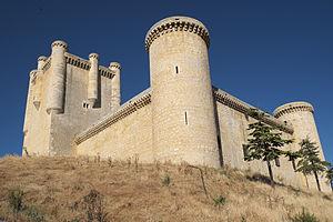 Castle of Torrelobatón - Castle of Torrelobatón