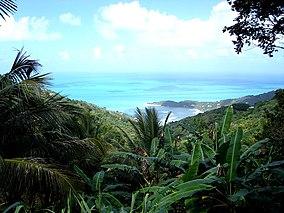 Tortola British Virgin Islands Postal Code