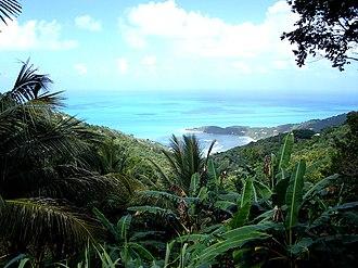 Mount Sage National Park - Image: Tortola