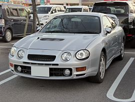Toyota CELICA 2.0 GT-FOUR (ST205) front.JPG
