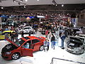 Toyota stand at the 2009 Melbourne International Motor Show 01.jpg