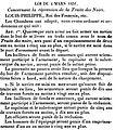 Traite négrière - Loi du 4 mars 1831.jpg