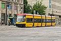 Tram Warsaw, Pesa Swing 120Na n°3235.jpg