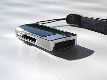 English: Transcend USB flash drive