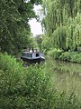 Tree-lined Reach on the Oxford Canal - geograph.org.uk - 932945.jpg