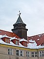 Treuenbrietzen Johanniter-Krankenhaus Turm Wasserbehaelter.jpg