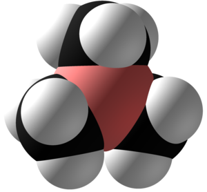 Trimethylborane