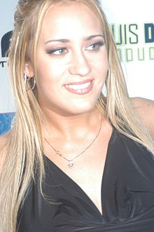 Trina Michaels at Porn Star Karaoke 2.jpg