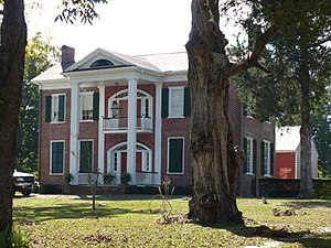 National Register of Historic Places listings in Wilcox County, Alabama - Image: Tristram Bethea House 02