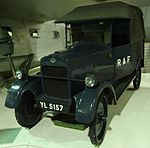 Trojan tender at RAF Museum London 02.jpg