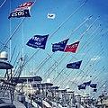 Trump 2020 KAG flags in North Carolina.jpg