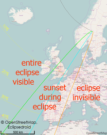 Solar eclipse of August 21 2017