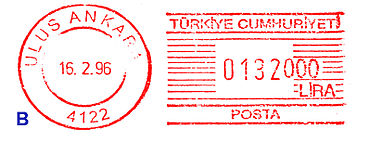 Turkey stamp type FB5B.jpg