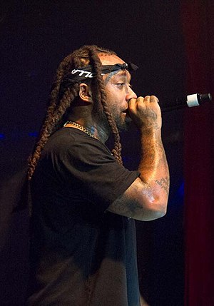 Ty Dolla Sign - Ty Dolla Sign in November 2014.
