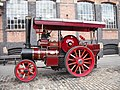 Tylers Traction engine Garratt 100 exhibition.jpg