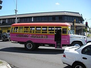 Transport in Samoa