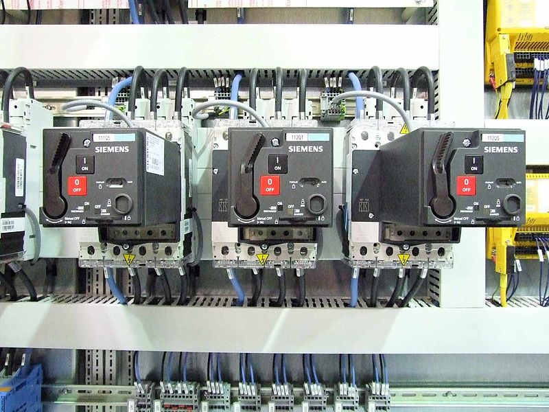 Industrial Automation Motion Control System