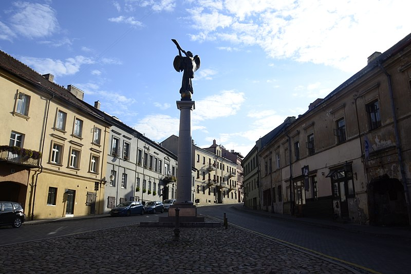 Bairros de Vilnius