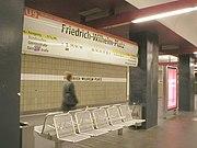 U-Bahn Berlin Friedrich-Wilhelm-Platz
