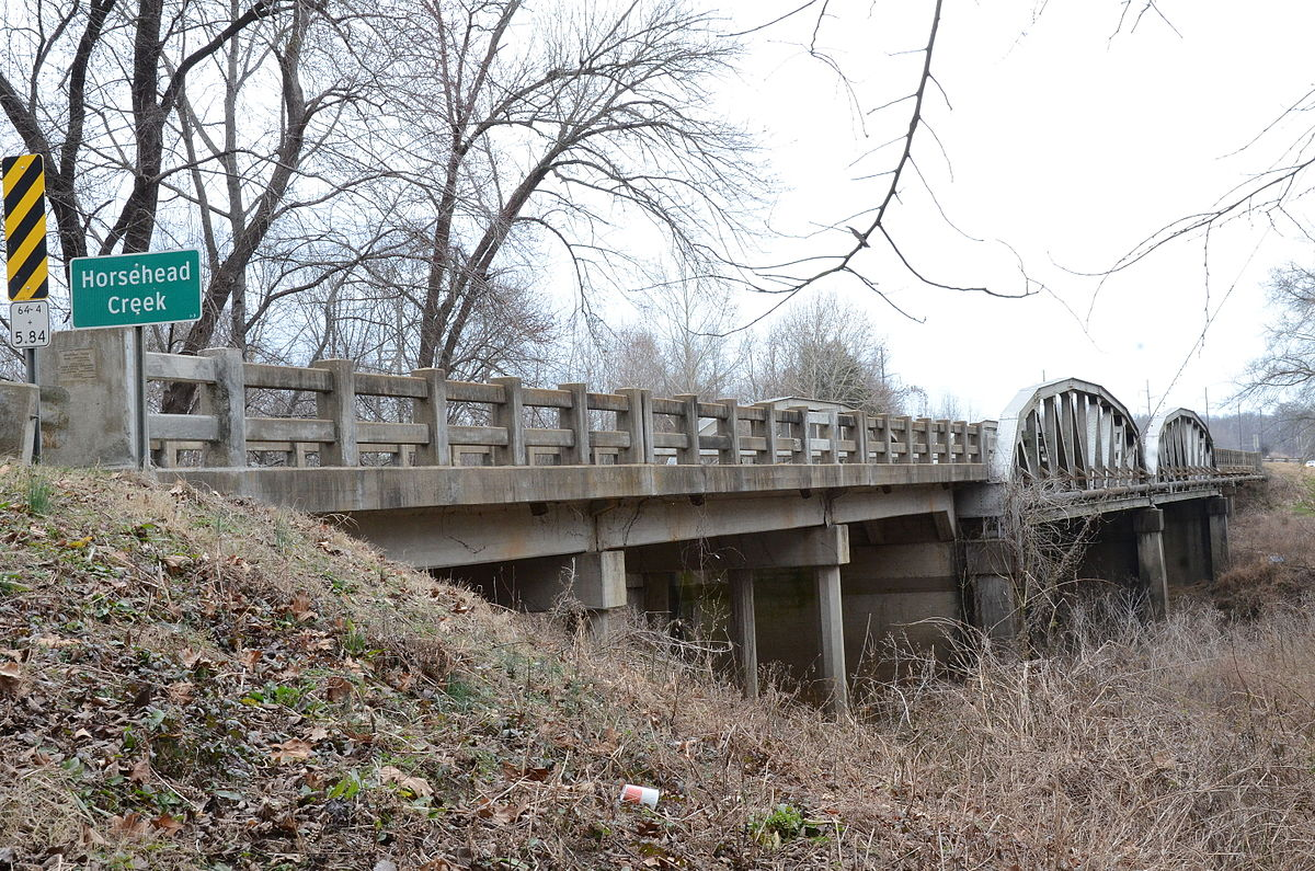 U S 64 Horsehead Creek Bridge Wikipedia