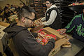 U.S. Marines package food for charity at the Greater Boston Food Bank 150317-M-TG562-017.jpg