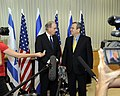 U.S. Special Envoy George Mitchell Meets With Israeli Defense Minister (3763511865).jpg