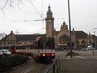 U76 vor Hauptbahnhof KR.jpg