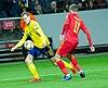 UEFA EURO qualifiers Sweden vs Romaina 20190323 Viktor Claesson 24.jpg