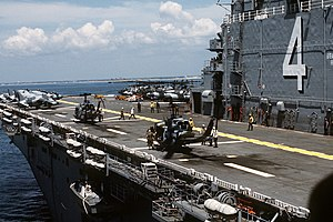 UH-1Ns on USS Nassau (LHA-4) 1991.JPEG