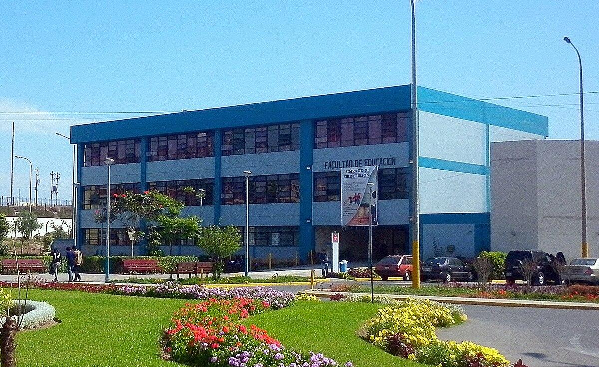 Facultad de educaci n universidad nacional mayor de san for Educacion exterior