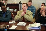 USAREUR staff ride creates 'leader laboratory' for mentors, Soldiers 150322-A-FU684-107.jpg