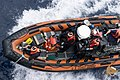 USCGC Midgett crew in small boat with cocaine, Pacific Ocean, May 2015.jpg