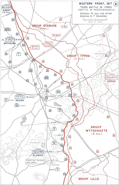 USMA - Third Battle of Ypres