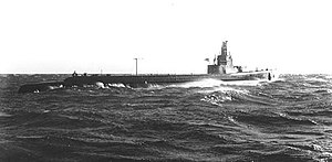 USS Golet - Image: USS Golet 361a
