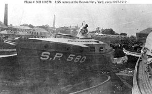 USS Astrea (SP-560)