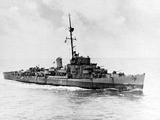 USS <i>Breeman</i> Cannon-class destroyer escort