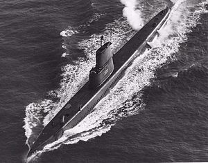 Caiman (SS-323), Spring 1951 following GUPPY upgrade.