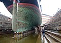 USS Constitution enters dry dock 150519-N-SU274-033.jpg