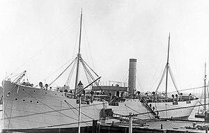 USS Merrimac (1894) - Image: USS Merrimac 19 N 19 18 4