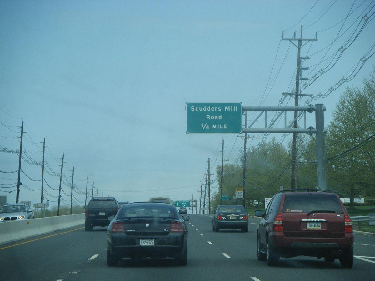 Mill Sc U.S. Route 1 (Nu...